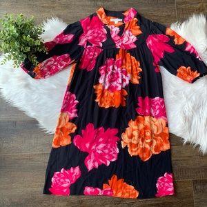 Banana Republic floral dress